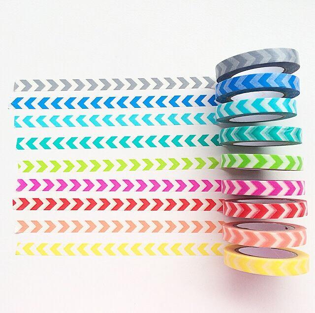 wonderful washi tape bullet journal