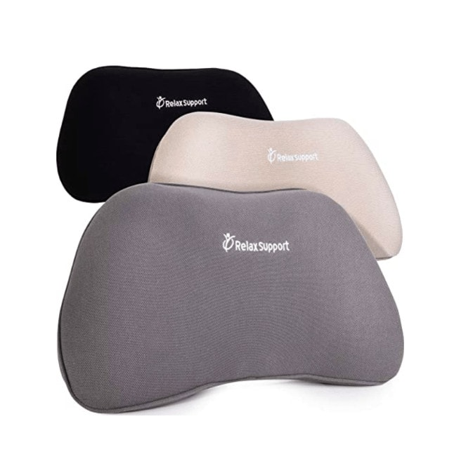 Relax Support Back Support Pillow