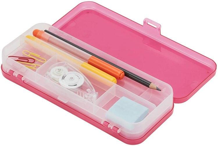 AmazonBasics Pencil Box