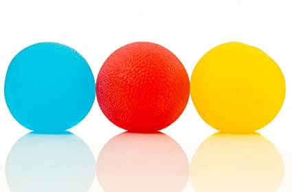 Impresa Squishy Stress Relief Balls