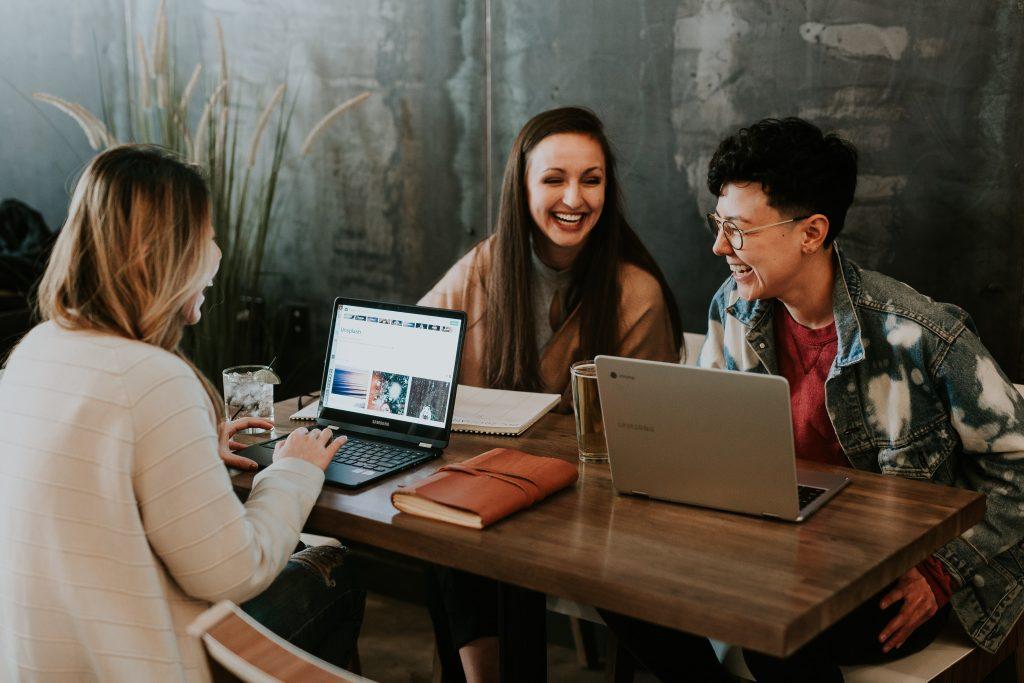 meeting Colleague vs Coworker