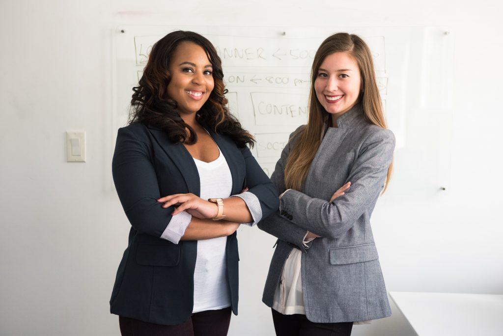 professional women interview
