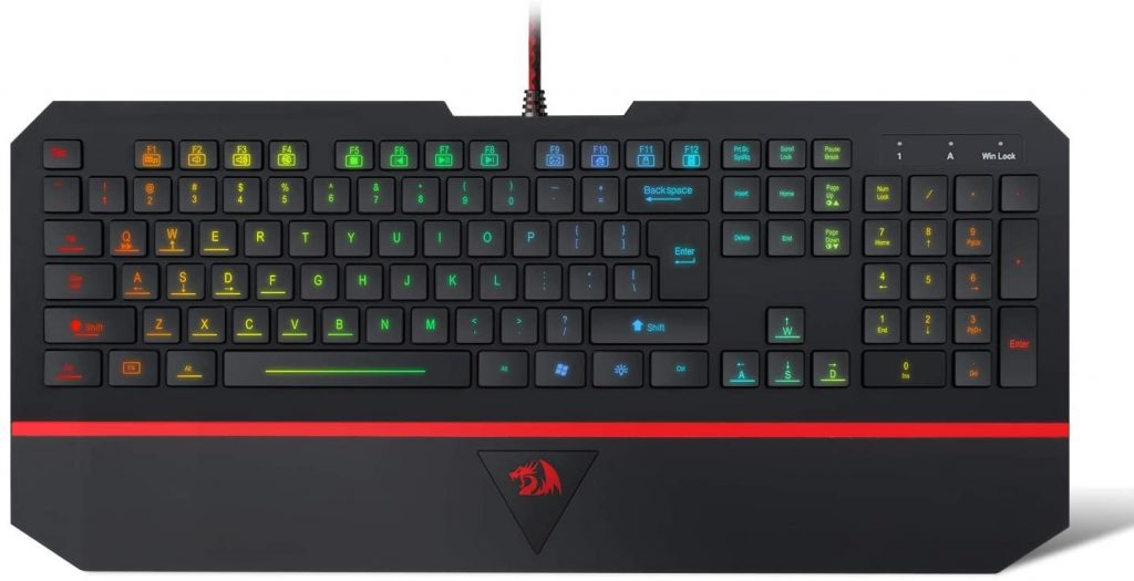 Redragon K502 RGB Gaming Keyboard