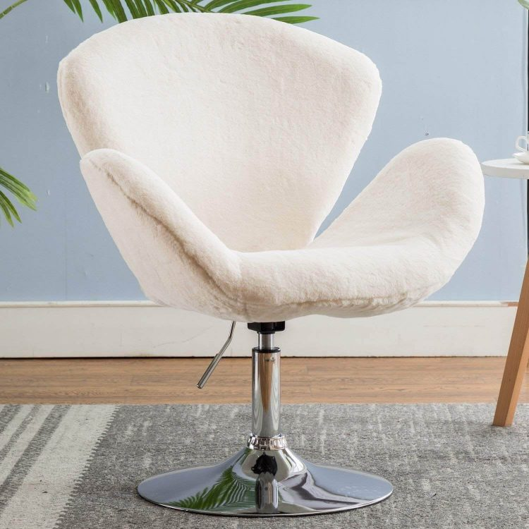 Best No Wheels comfy home office chair with no wheels