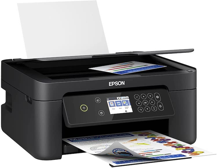 Epson Expression Home XP 4000 Series Wireless All-in-One Color Inkjet Printer