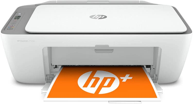 HP DeskJet 2755e Wireless Color All-in-One Printer