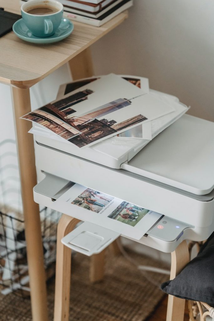 bluetooth printer for home office