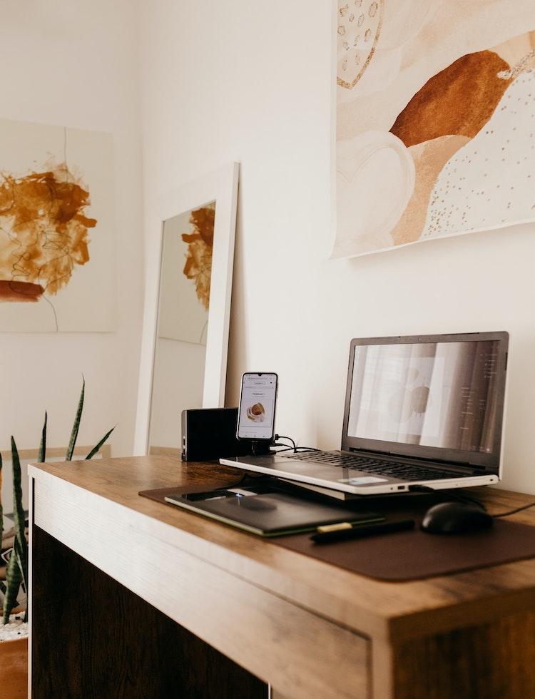 remarkable workspace decor